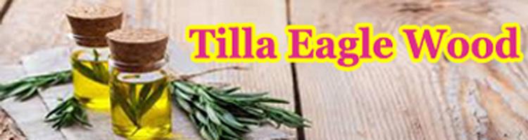 tilla eagle wood large banner